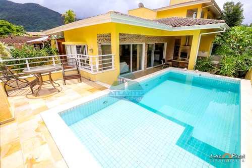 Casa, código 799 em Ubatuba, bairro Condomínio Lagoinha