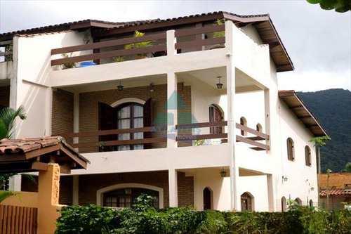 Casa, código 788 em Ubatuba, bairro Praia Lagoinha