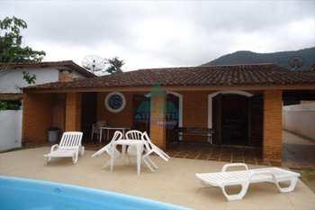 Casa, código 760 em Ubatuba, bairro Praia Lázaro