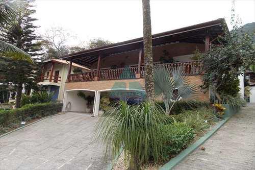 Casa, código 727 em Ubatuba, bairro Recanto Lagoinha