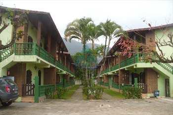 Apartamento, código 734 em Ubatuba, bairro Maranduba