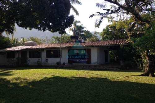Casa, código 717 em Ubatuba, bairro Condomínio Lagoinha