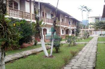 Apartamento, código 695 em Ubatuba, bairro Maranduba