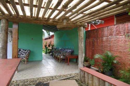 Casa, código 681 em Ubatuba, bairro Praia da Lagoinha