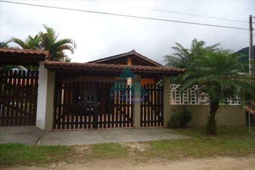 Casa, código 682 em Ubatuba, bairro Praia Sape