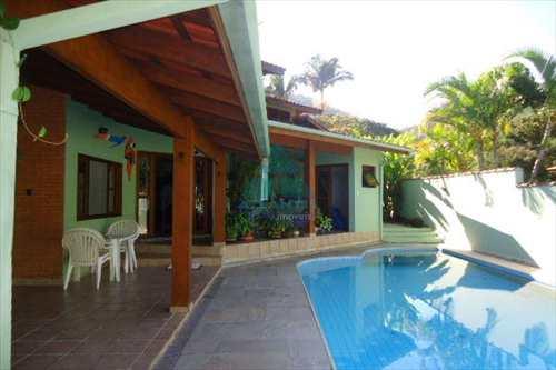 Casa, código 673 em Ubatuba, bairro Recanto Lagoinha