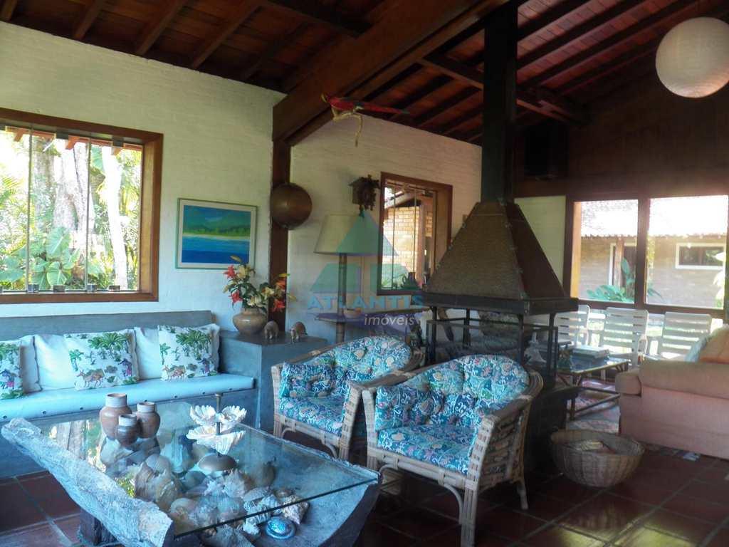 Casa em Ubatuba, no bairro Praia Vermelha Sul