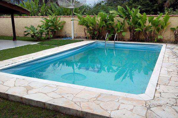 Casa em Ubatuba, no bairro Praia da Lagoinha