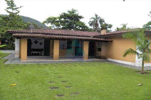 Casa, código 642 em Ubatuba, bairro Praia Dura