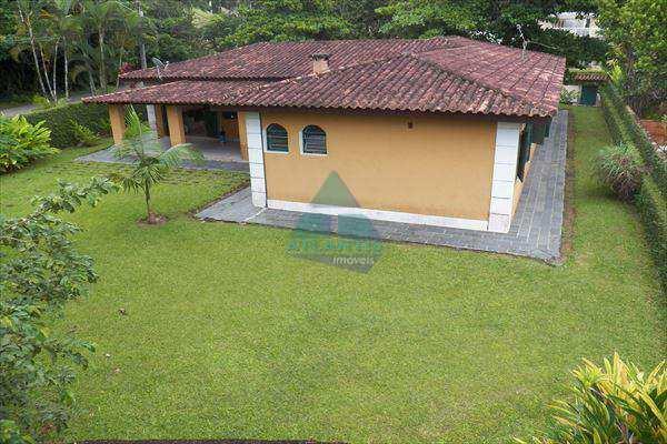 Casa em Ubatuba, bairro Praia Dura