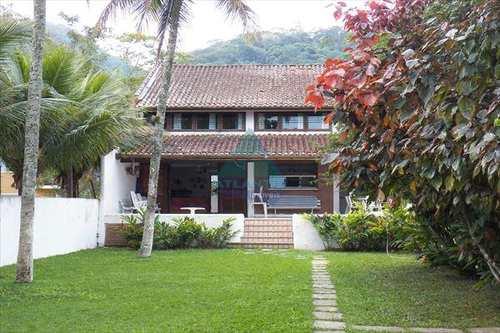Casa, código 620 em Ubatuba, bairro Praia da Enseada