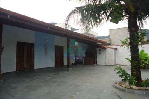 Casa, código 607 em Ubatuba, bairro Praia da Lagoinha