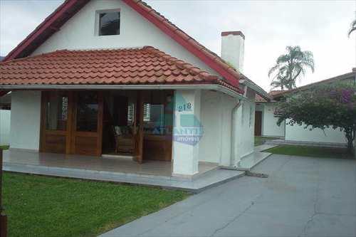 Casa, código 606 em Ubatuba, bairro Condomínio Lagoinha