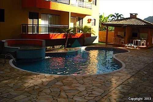 Apartamento, código 586 em Ubatuba, bairro Itagua