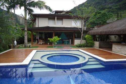 Casa, código 585 em Ubatuba, bairro Recanto Lagoinha