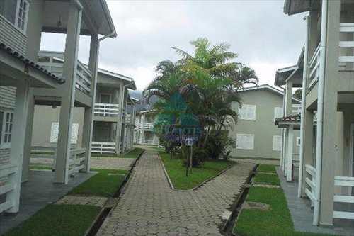 Apartamento, código 556 em Ubatuba, bairro Maranduba