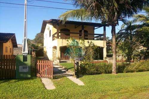 Casa, código 551 em Ubatuba, bairro Praia Lagoinha