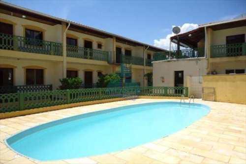 Apartamento, código 542 em Ubatuba, bairro Maranduba