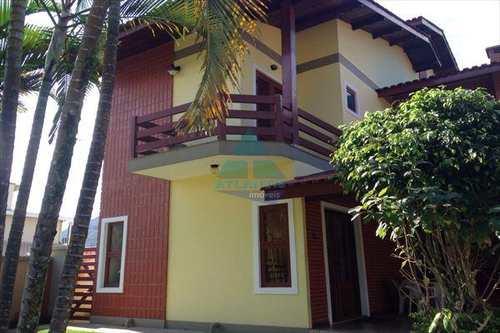 Casa, código 532 em Ubatuba, bairro Condomínio Lagoinha