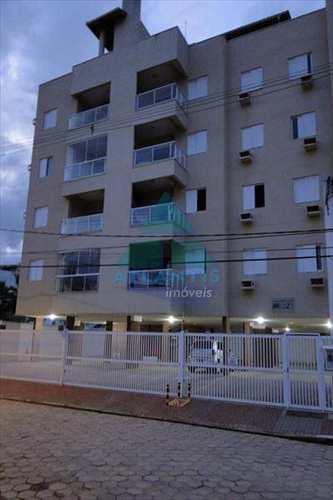 Apartamento, código 528 em Ubatuba, bairro Itagua