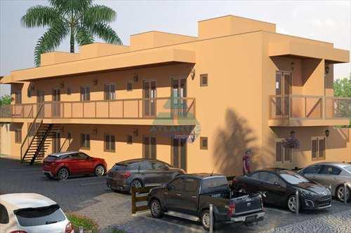 Apartamento, código 524 em Ubatuba, bairro Maranduba