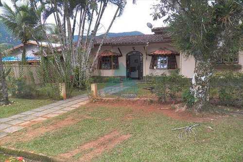 Casa, código 513 em Ubatuba, bairro Recanto Lagoinha