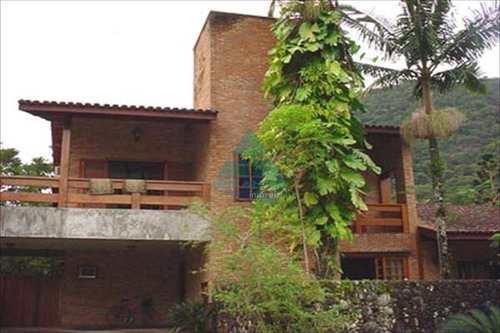Casa, código 509 em Ubatuba, bairro Recanto da Lagoinha