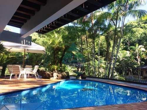Casa, código 583 em Ubatuba, bairro Domingas Dias