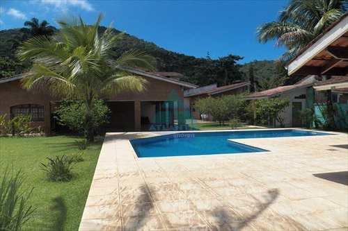 Casa, código 470 em Ubatuba, bairro Recanto Lagoinha
