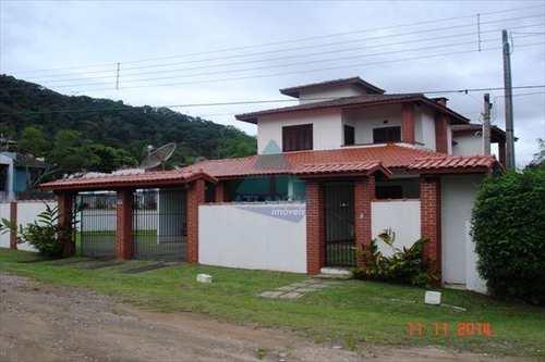Casa, código 455 em Ubatuba, bairro Praia da Lagoinha