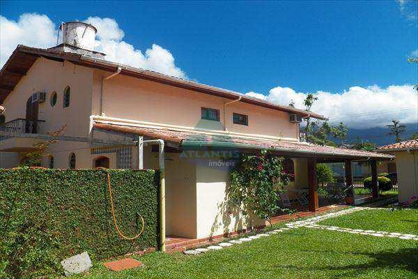 Casa em Ubatuba, no bairro Condomínio Lagoinha