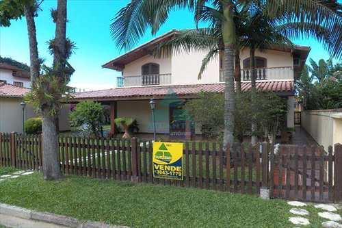 Casa, código 451 em Ubatuba, bairro Condomínio Lagoinha