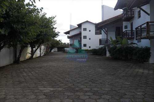 Apartamento, código 447 em Ubatuba, bairro Saco da Ribeira