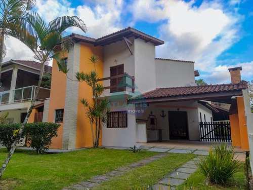 Casa, código 427 em Ubatuba, bairro Condomínio Lagoinha