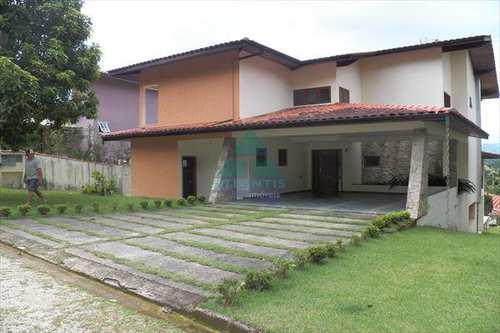 Casa, código 459 em Ubatuba, bairro Recanto Lagoinha