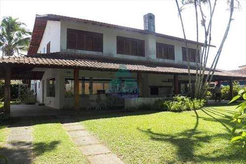 Casa, código 382 em Ubatuba, bairro Condomínio Lagoinha