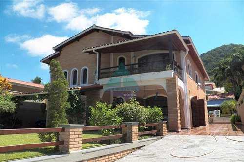 Casa, código 375 em Ubatuba, bairro Recanto Lagoinha
