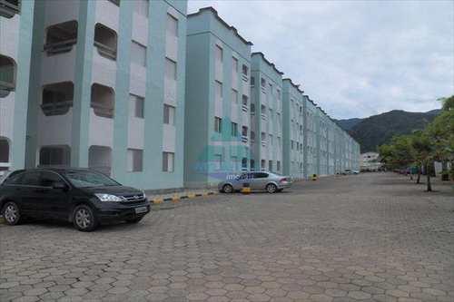 Apartamento, código 322 em Ubatuba, bairro Praia Sape