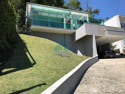 Casa, código 298 em Ubatuba, bairro Recanto Lagoinha