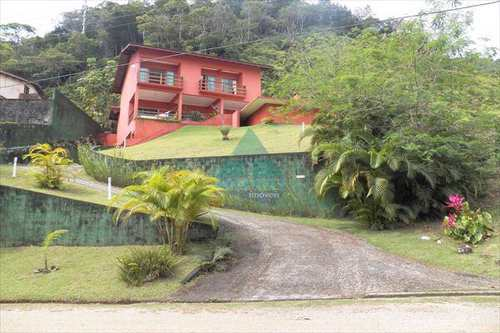 Casa, código 295 em Ubatuba, bairro Recanto Lagoinha