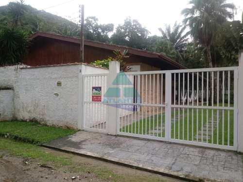Casa, código 201 em Ubatuba, bairro Praia Dura