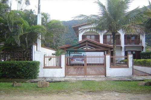 Casa, código 152 em Ubatuba, bairro Jardim Marisol