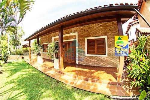Casa, código 123 em Ubatuba, bairro Condomínio Lagoinha
