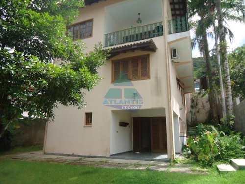 Casa, código 110 em Ubatuba, bairro Recanto Lagoinha