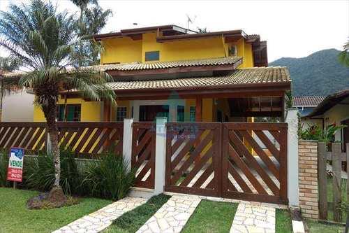 Casa, código 74 em Ubatuba, bairro Condomínio Lagoinha