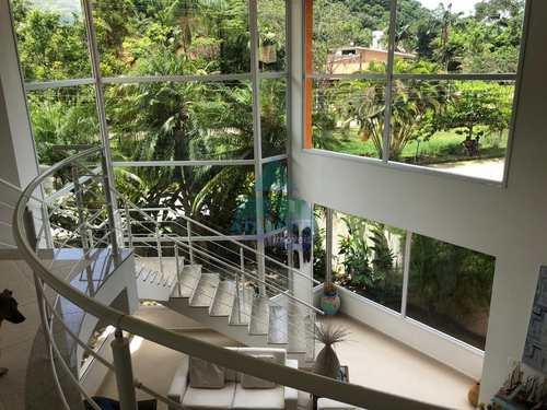 Casa, código 65 em Ubatuba, bairro Recanto Lagoinha