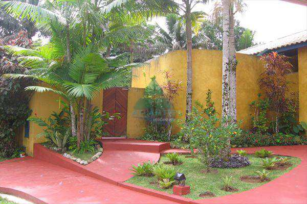 Casa em Ubatuba, no bairro Praia Dura