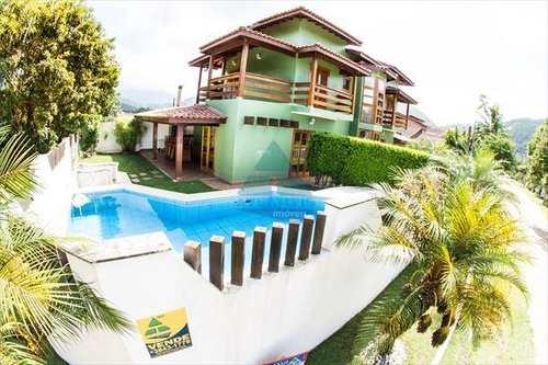 Casa, código 7 em Ubatuba, bairro Condomínio Lagoinha