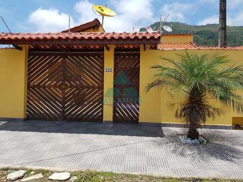 Casa, código 922 em Ubatuba, bairro Maranduba