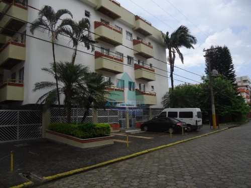 Apartamento, código 933 em Ubatuba, bairro Praia Grande